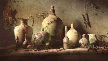 """Projekt """"Winery Still Life"""" von David Pferrer"""